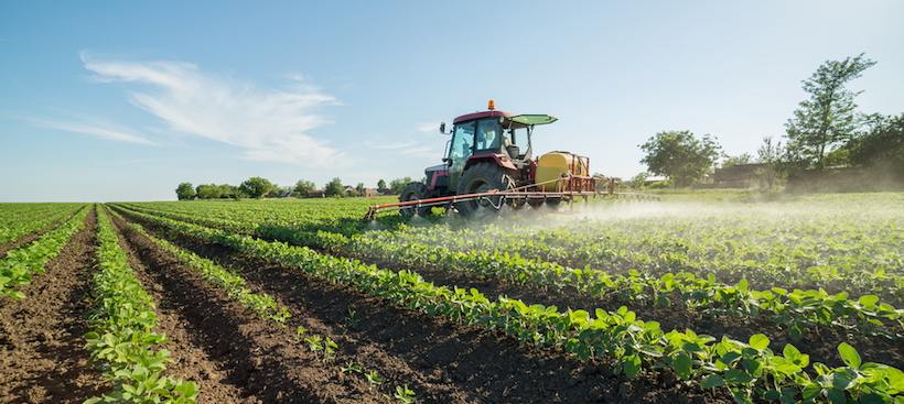 Source. Agriculture Supplies & Equipment