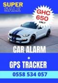 Car Tracker and Alarm Promo